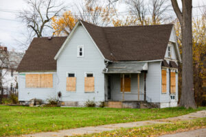 How to Find Out Who Owns an Abandoned Property
