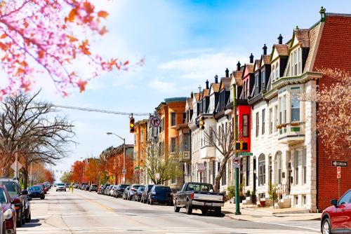 Safest Neighborhoods in Baltimore City